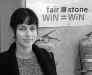 Maria Manikowska - Fair Stone Representative China