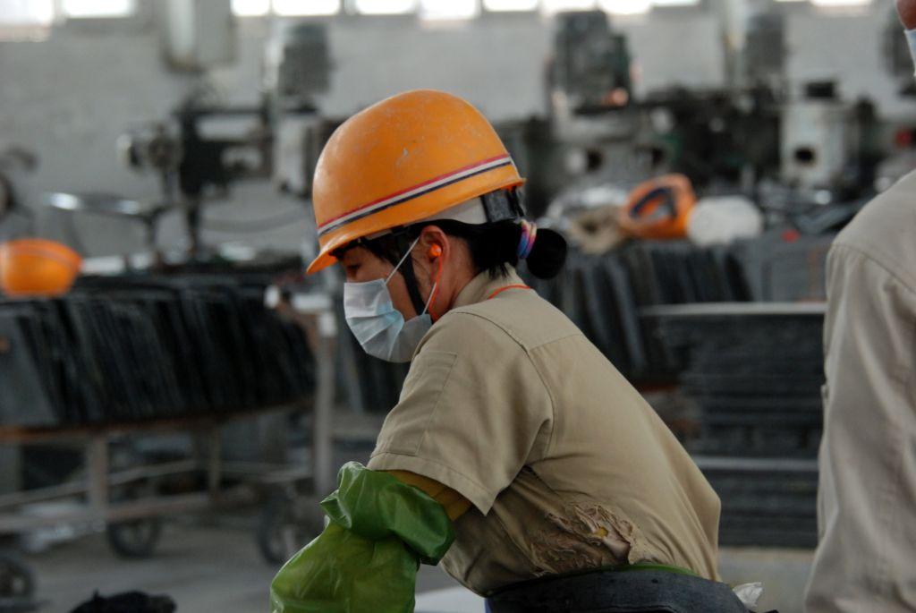 Arbeiterin